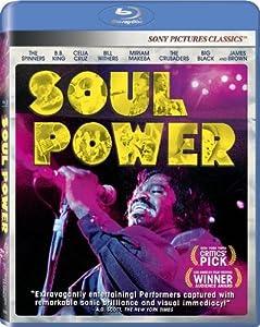 Soul Power [Blu-ray] (Sous-titres français)