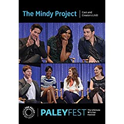 The Mindy Project: Cast and Creators Live at PALEYFEST