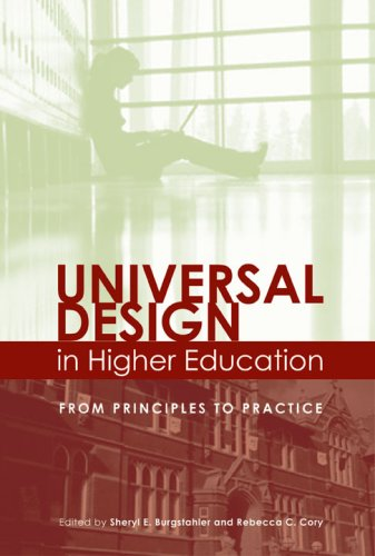 Universal Design in Higher Education: From Principles to...