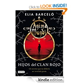 Hijos del clan rojo: Anima Mundi 1 (Spanish Edition)