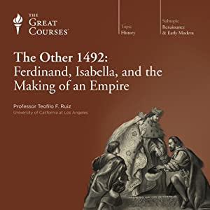 The Other 1492: Ferdinand, Isabella, and the Making of an Empire Vortrag