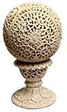 Artist Haat Valentine's Day Gift stone Candle Holder/tea light holder/candle lamp ball/cup candle holder