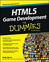 HTML5 Game Development For Dummies Front Cover