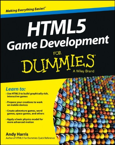 HTML5 Game Development For Dummies (For Dummies