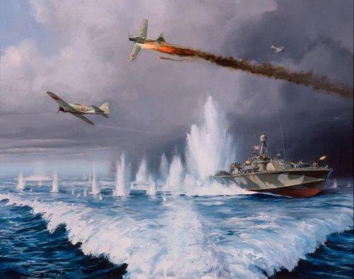 Hell on Keels: The Saga of Motor Torpedo Boat Squadron 12