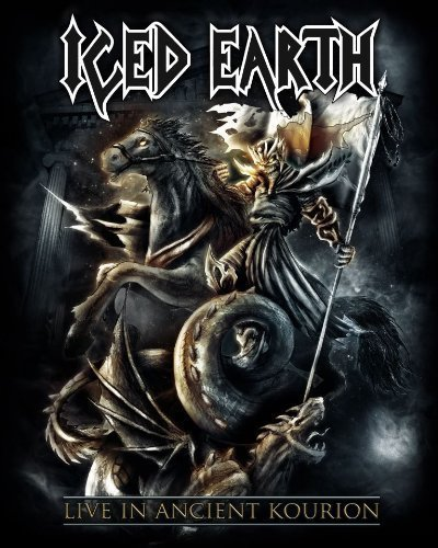 Iced Earth - Live In Ancient Kourion (Bluray +DVD+2CD) [Limited Edition]
