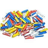 All Trade Direct 100 X Mixed Continental Torpedo Ceramic Fuses Car Auto