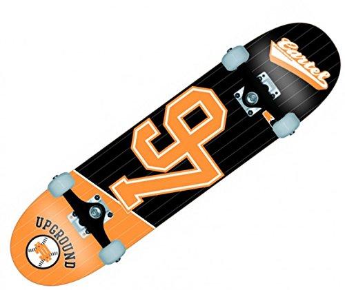 Cartel Skateboards complete board Upground Orange 7.8 inch - Professional Complete Skateboard with Koston ball bearings Cartel Skateboards complete board Upground Green 7.8 inch - Professional Complete Skateboard with Koston ball bearings