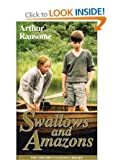 SWALLOWS AND AMAZONS (8497890574) by ARTHUR RANSOME
