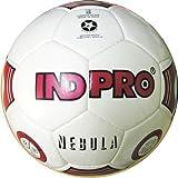 Indpro Unisex Nebula Football 3 White Maroon