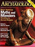 img - for Archaeology, Volume 55 Number 4, July/August 2002 book / textbook / text book