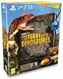 Wonderbook : Sur la terre des Dinosaures + Wonderbook + Pack D�couverte Move