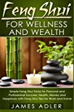 img - for Feng Shui for Wellness and Wealth: Simple Feng Shui Tricks for Personal and Professional Success:Health, Money and Happiness with Feng Shui Tips for ... Shui, Law of Attraction, Success) (Volume 1) book / textbook / text book