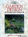img - for Garden Design : Planning Smaller Gardens book / textbook / text book