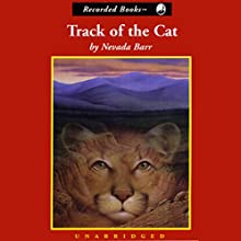 Track of the Cat Audiobook by Nevada Barr Narrated by Barbara Rosenblat