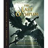 The Last Olympian (Percy Jackson & the Olympians)by Rick Riordan