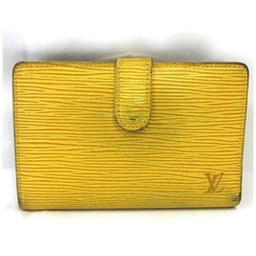 Louis Vuitton(ルイヴィトン) エピ 二つ折り財布 ガマ口 M63249 [中古]