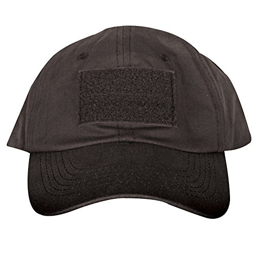 Hardline Tactical Special Forces Operator Trucker Velcro Patch Cap,One  Size,Black