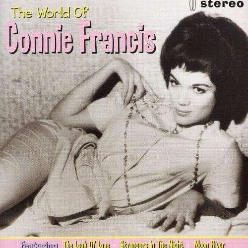 Connie Francis - The World Of Connie Francis - Zortam Music