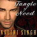 Tangle of Need: Psy-Changeling Series, Book 11 Audiobook by Nalini Singh Narrated by Angela Dawe
