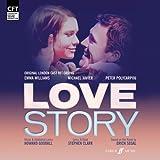 Love Story Original Cast Recording CD