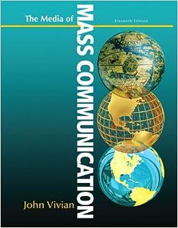 Mass communication books list pdf