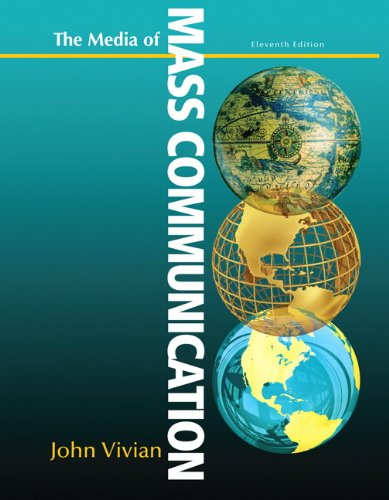 Media of Mass Communication (11th Edition) Picture