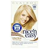 Clairol Nice'n'Easy Hair Colourant 100 Natural Pale Blonde