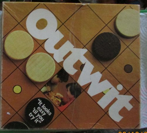Outwit Board Game 1978 Edition - 1