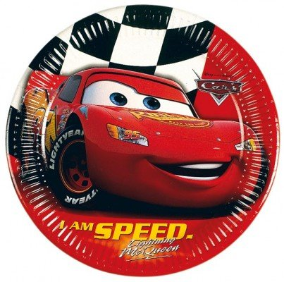 "Disney Cars Partyteller ""Cars Speed"""