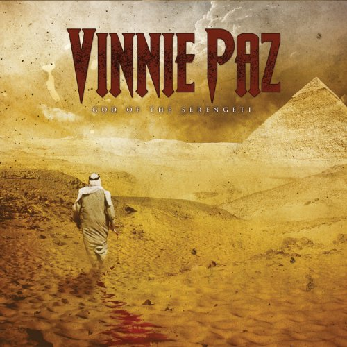 Vinnie Paz   God Of The Serengeti (2012) (MP3 + iTunes Plus AAC M4A) [Album]