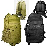 Tactical MOLLE XR Explore Pack Backpack (Black)