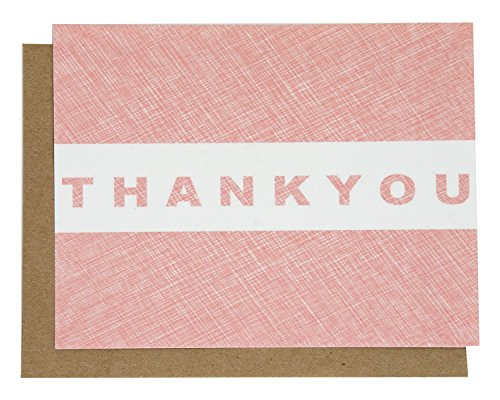 Set of Thank You Cards - Premium Stationery By Phranzia Print Lab - 1