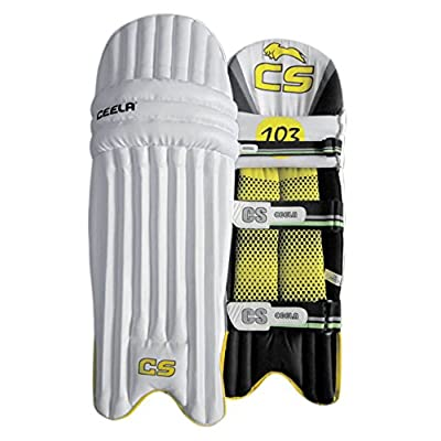 Ceela Sports Test Batting Pads For Boys