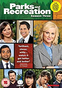 Parks & Recreation Season Three (UK Release) [DVD]