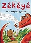 Z�k�y� et le serpent python de Nathal...