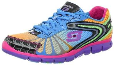 Skechers Gratis Running Wild Womens Sneakers Multi 9.5 | Amazon.com