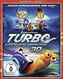 DVD Cover 'Turbo - Kleine Schnecke, großer Traum  (+ BR) [3D Blu-ray]