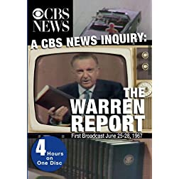 The Warren Report (hosted by Bob Schieffer)
