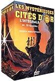 Les mystérieuses cités d'or: L Intégrale 4 DVD [Remasterisé]