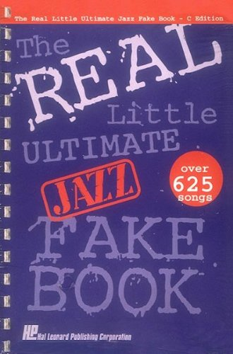 The Real Little Ultimate Jazz Fake Book