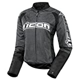 Icon Womens Hooligan 2 Glam Jacket