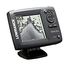 Lowrance Mark-5x 5-Inch Waterproof Fishfinder