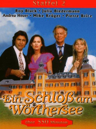 Ein Schloß am Wörthersee - Die komplette 2. Staffel [4 DVDs]