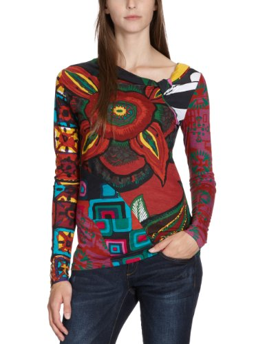 Desigual Jolie Patterned Women's T-Shirt