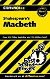 Cliffs Notes on Shakespeare's Macbeth