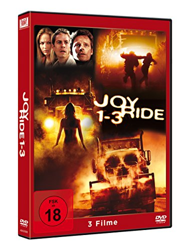 Joy Ride - Spritztour / Joy Ride - Dead Ahead / Joy Ride 3 [3 DVDs]