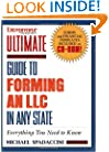 Entrepreneur Magazine's Ultimate Guide to Forming an LLC in Any State (Ultimate Guide Series)