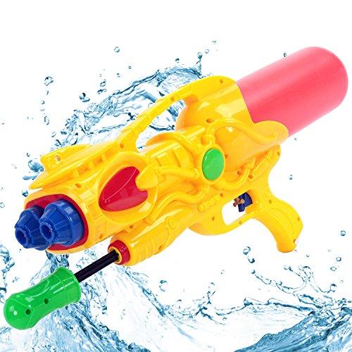 kiisportsr-water-cannon-blaster-twin-turbo-water-jets-soaker-super-summer-fun-hand-pumped-double-noz