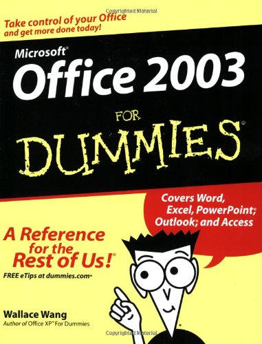 Office 2003 For Dummies